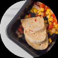 Turkey Meatloaf Nurture Life Meal