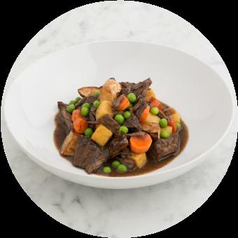 Braised Beef & Vegetable Stew