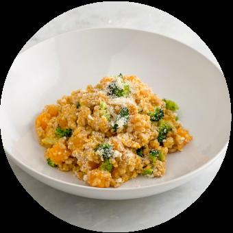 Broccoli & Squash Risotto_circle