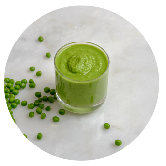 English Pea Puree 2