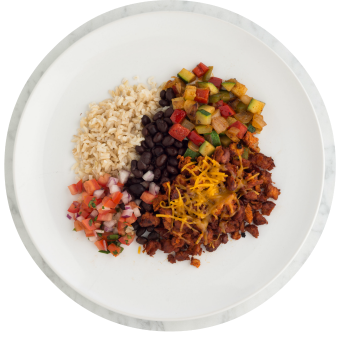 TexMex Beef & Black Bean Bowl_circle