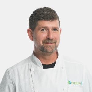 Brian Ferguson chef at Nurture Life