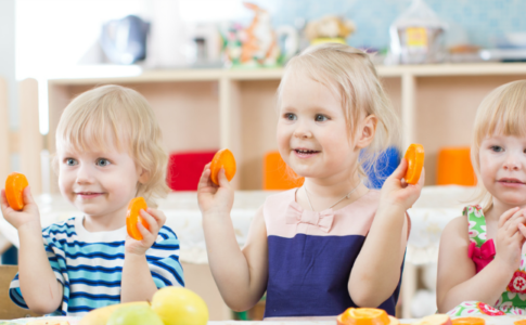 12 Healthy Snacks for Playdates
