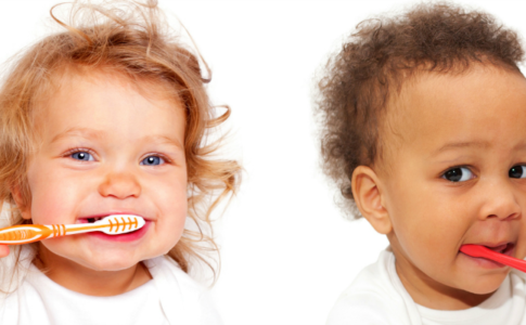 Toddler Teething Header