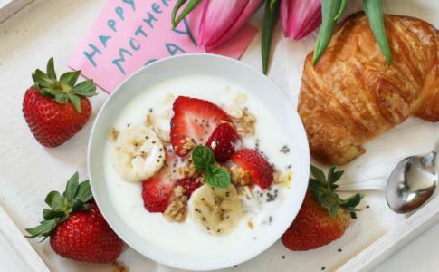 Mothers day breakfast ideas